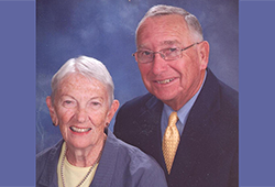 Ken and Marcia Myers
